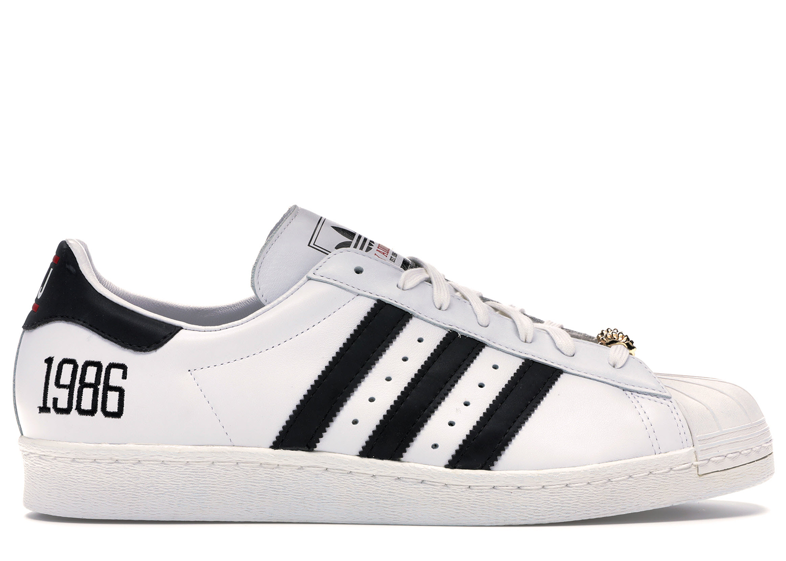 adidas Superstar 80s My adidas Run DMC 25th Anniversary G48910