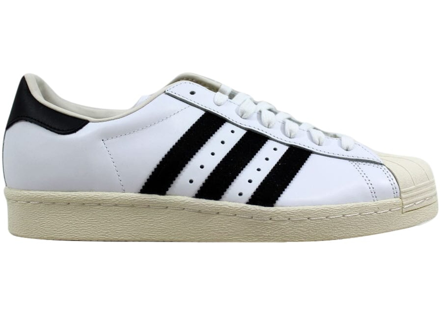 717b4617 adidas Superstar 80s White - G61070