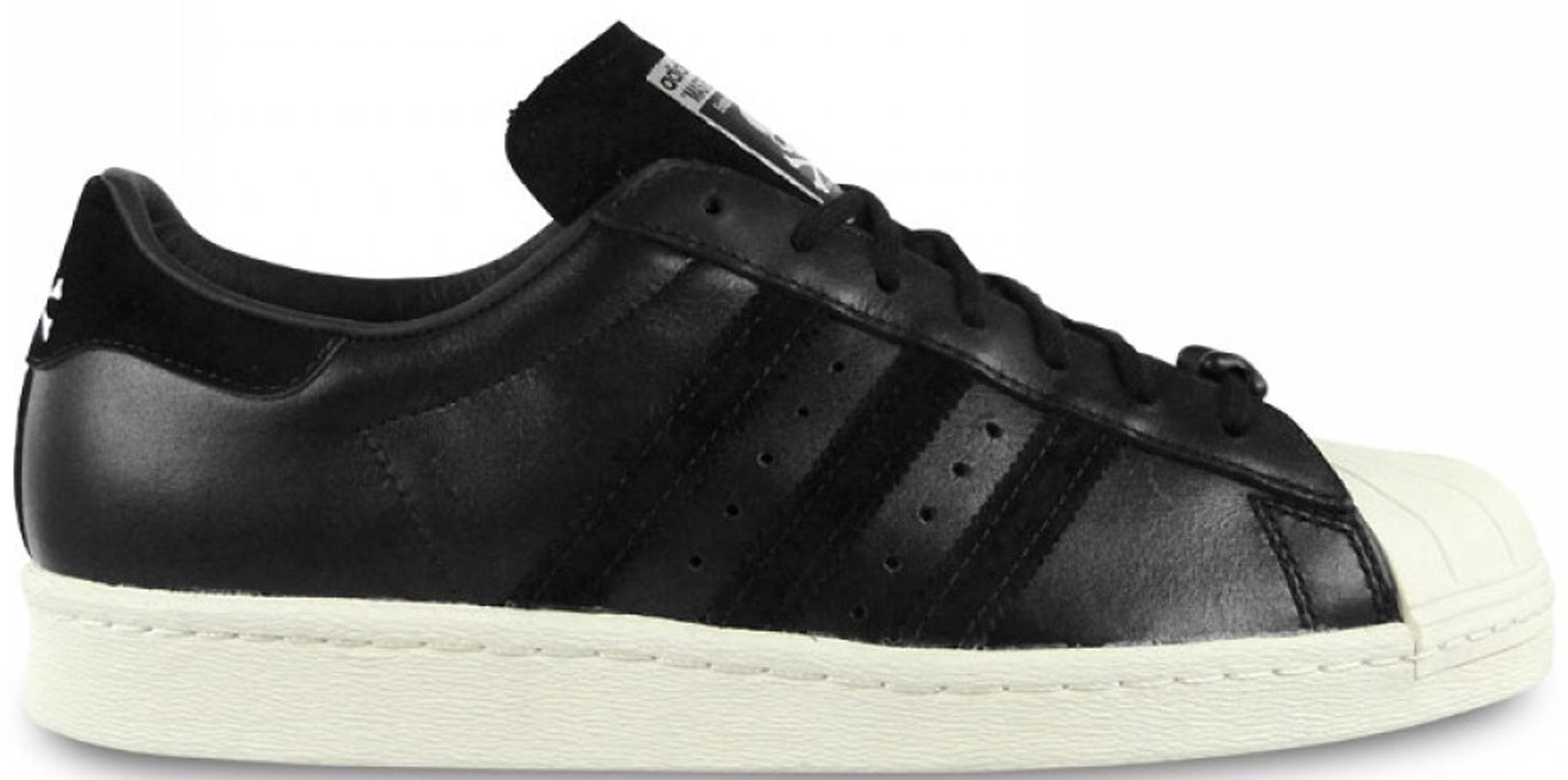 adidas Superstar 80s mastermind Black