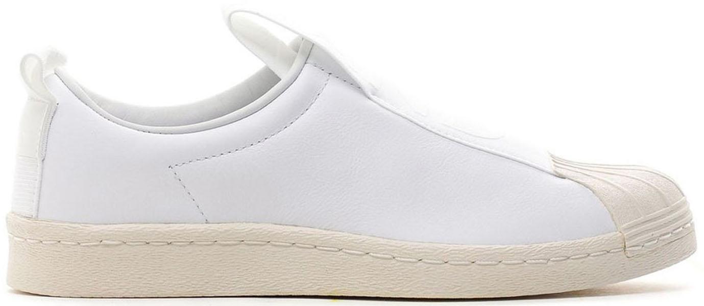 adidas Superstar BW3S Slipon White (W