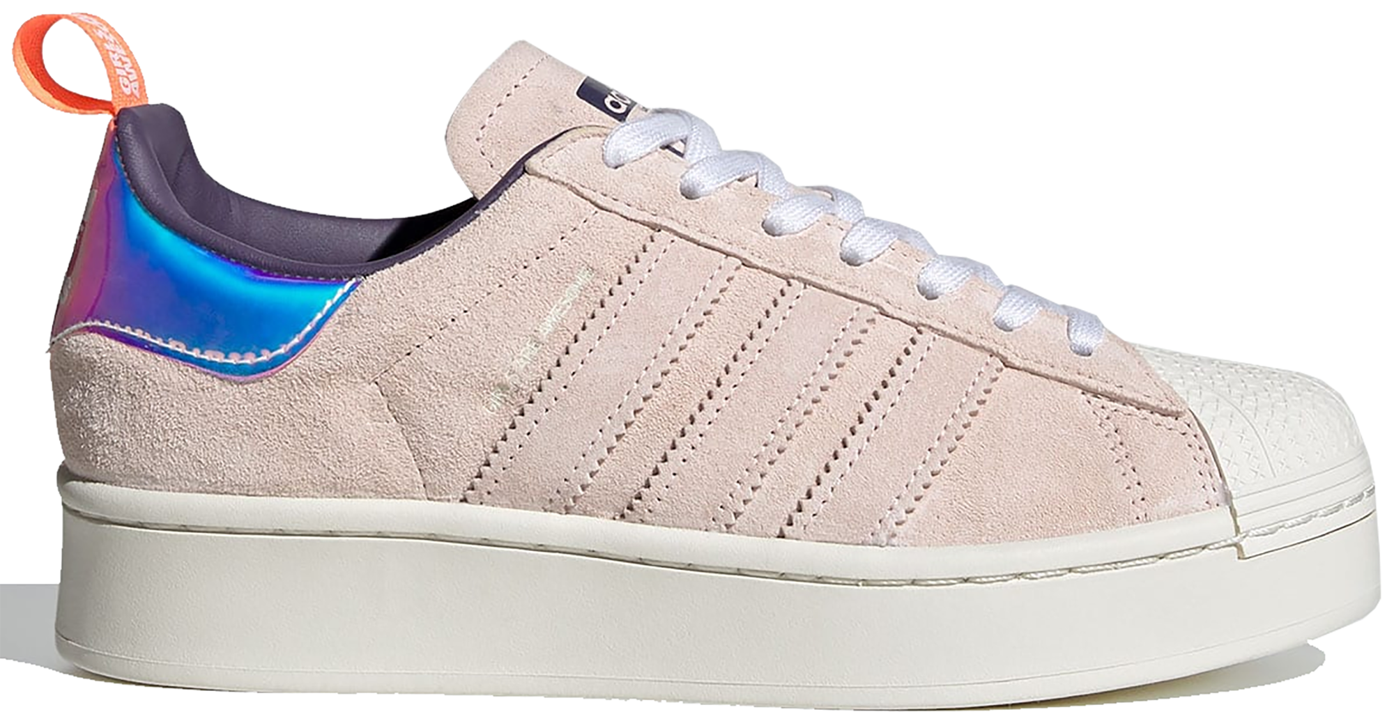 adidas Superstar Bold Girls Are Awesome