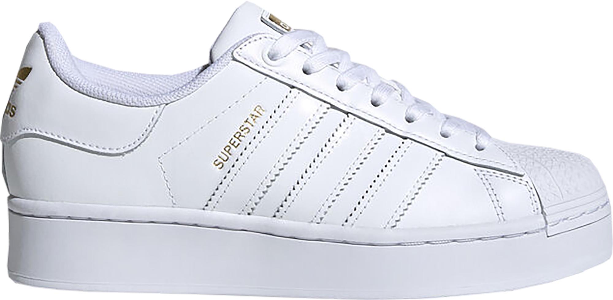 adidas Superstar Bold White (W) - FV3334