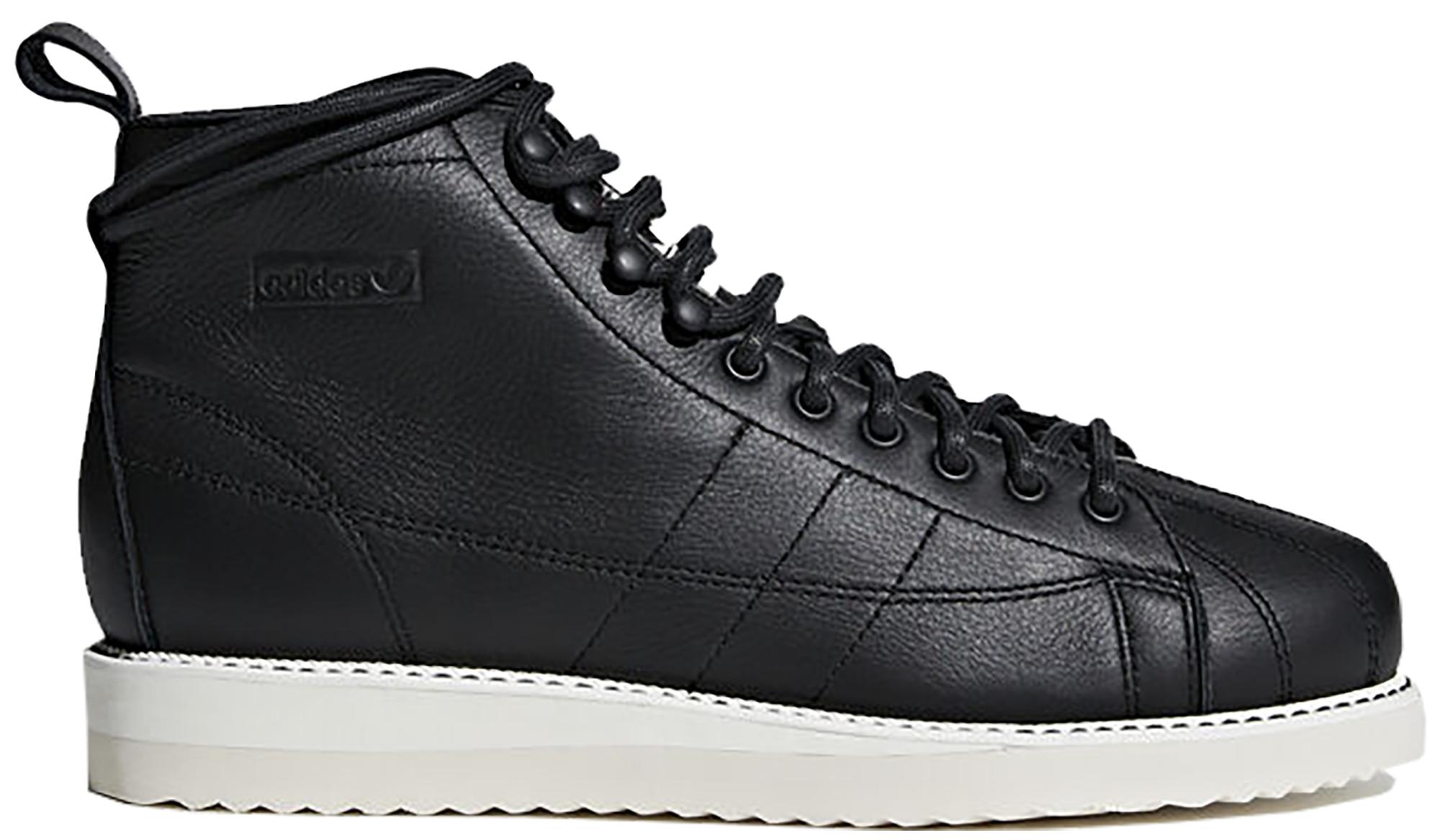 adidas Superstar Boot Core Black (W