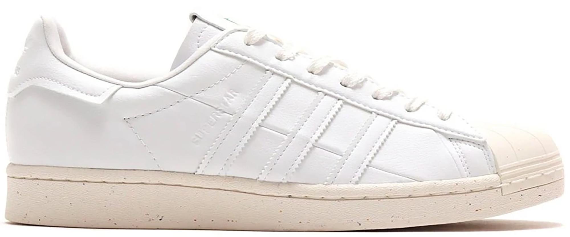 adidas Superstar Clean Classics White