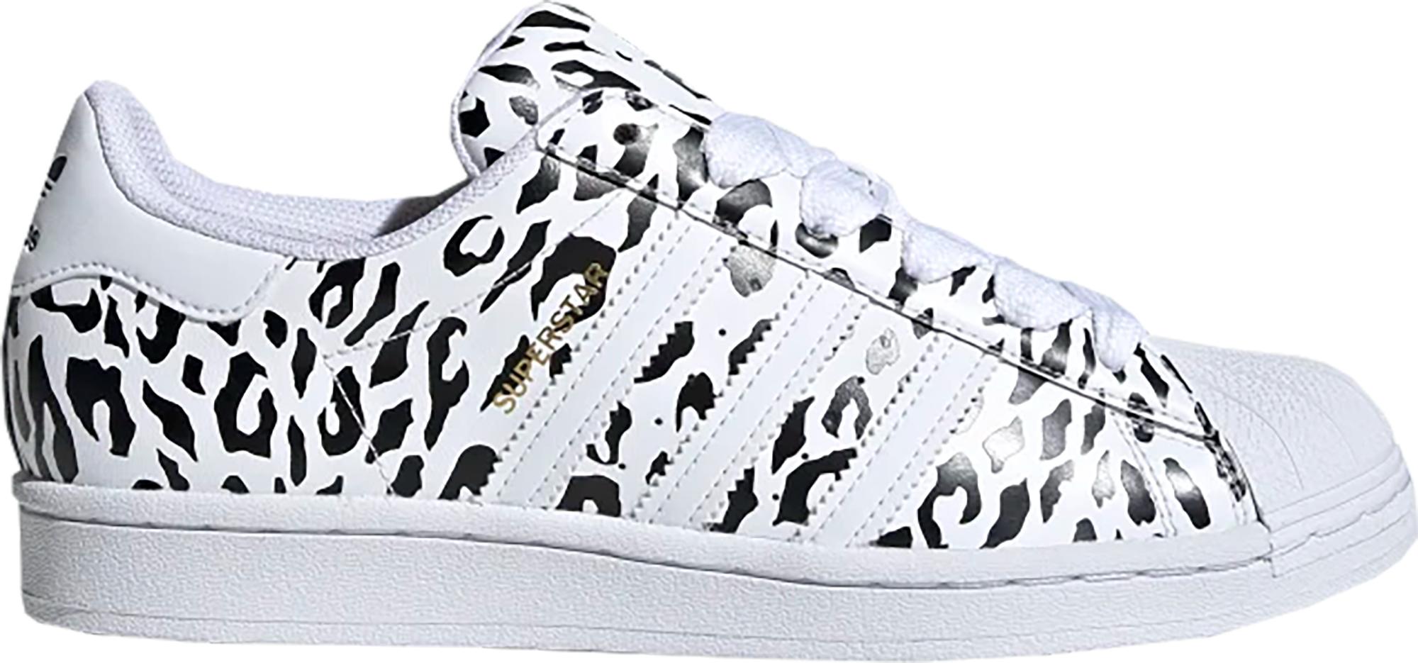 adidas superstar leopard sneaker sale