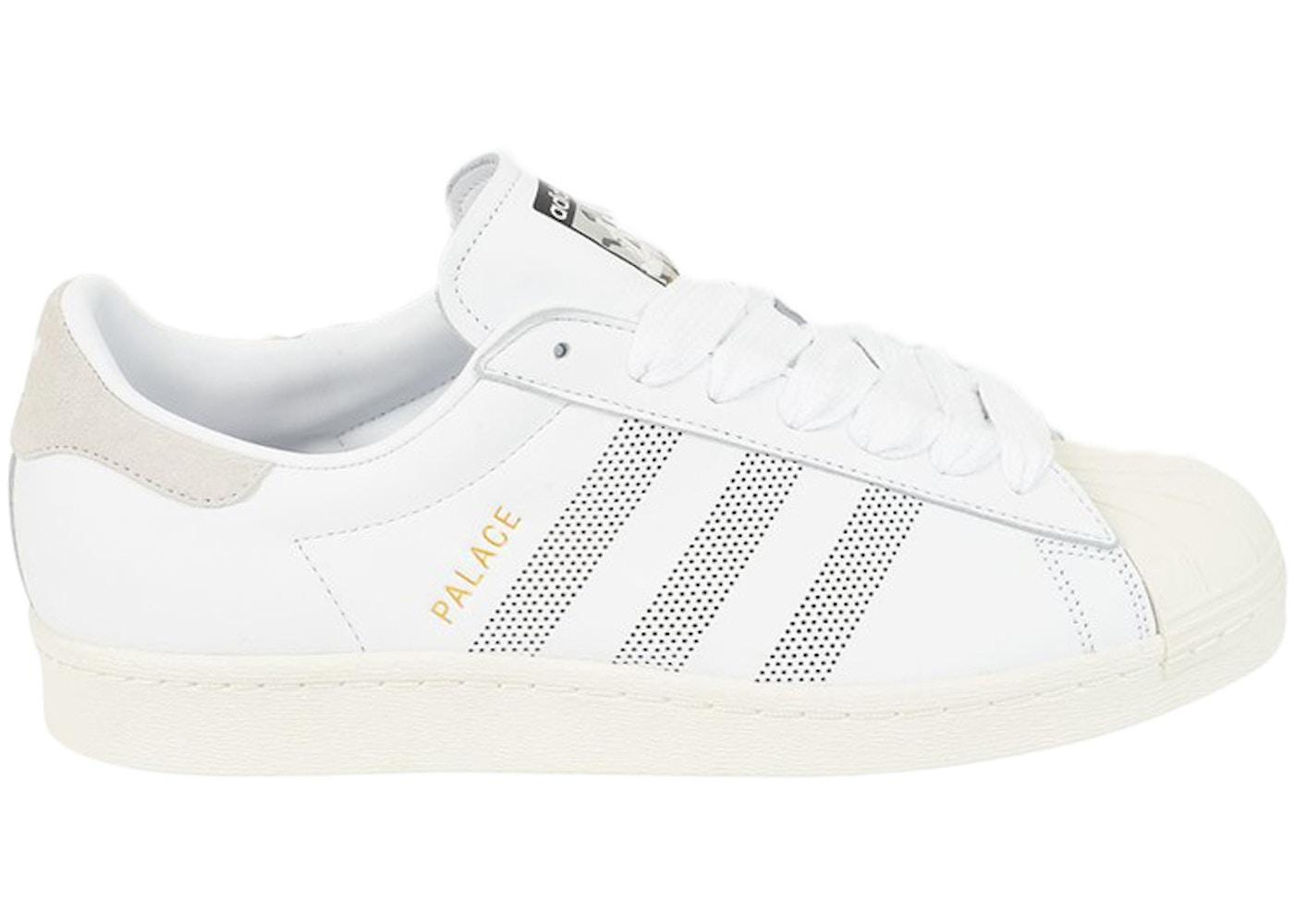 a9b529fb adidas Superstar Palace White — HypeAnalyzer