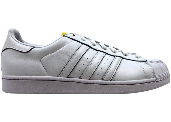 new concept 45751 811f4 adidas Superstar Pharrell Supershell White White-Yellow - S83350