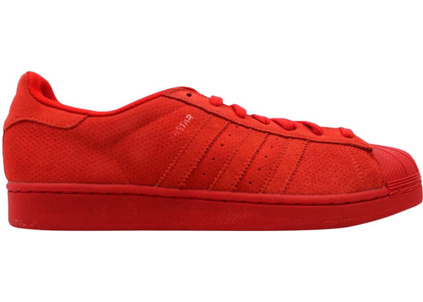 prix d'usine 9dfd0 a5981 adidas Superstar RT Red/Red