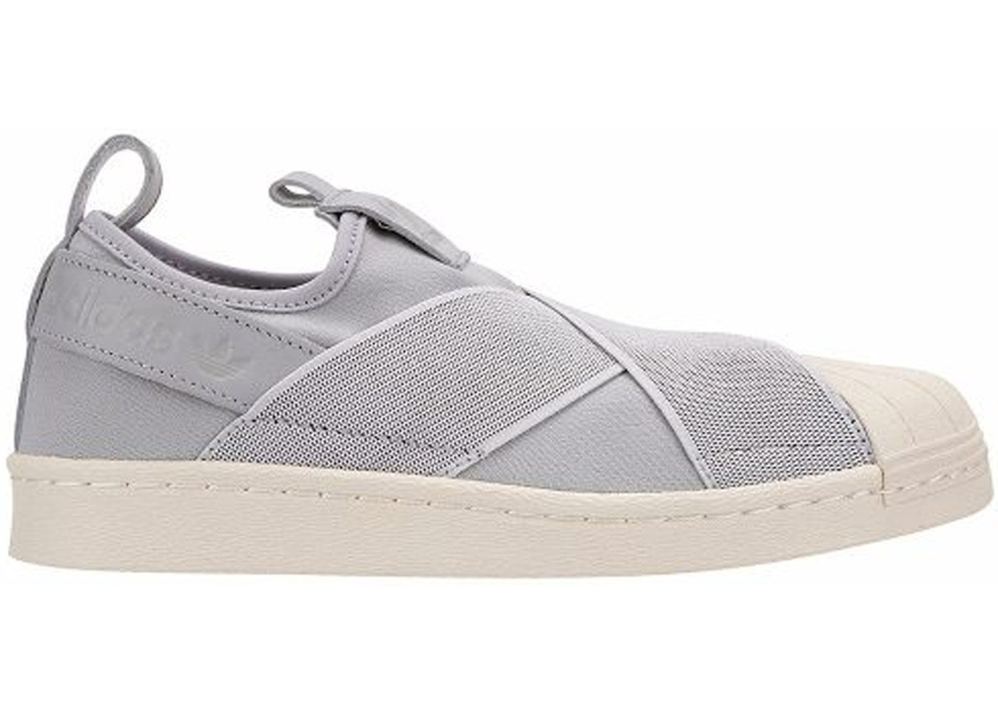 outlet store b694e 37b6f adidas Superstar Slip-On Clear Onix (W)