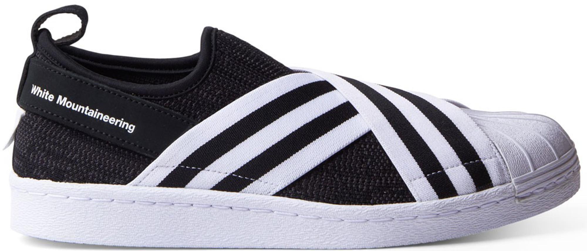 adidas Superstar Slip-On White