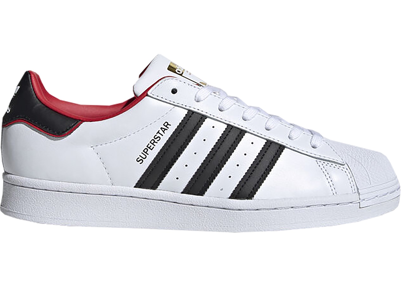 adidas Superstar Valentines Day White (2020)