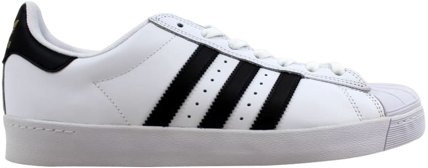 adidas Superstar Vulc ADV White/Black