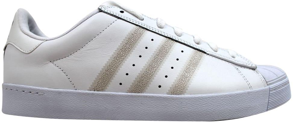 adidas Superstar Vulc White/White-Silver Metallic