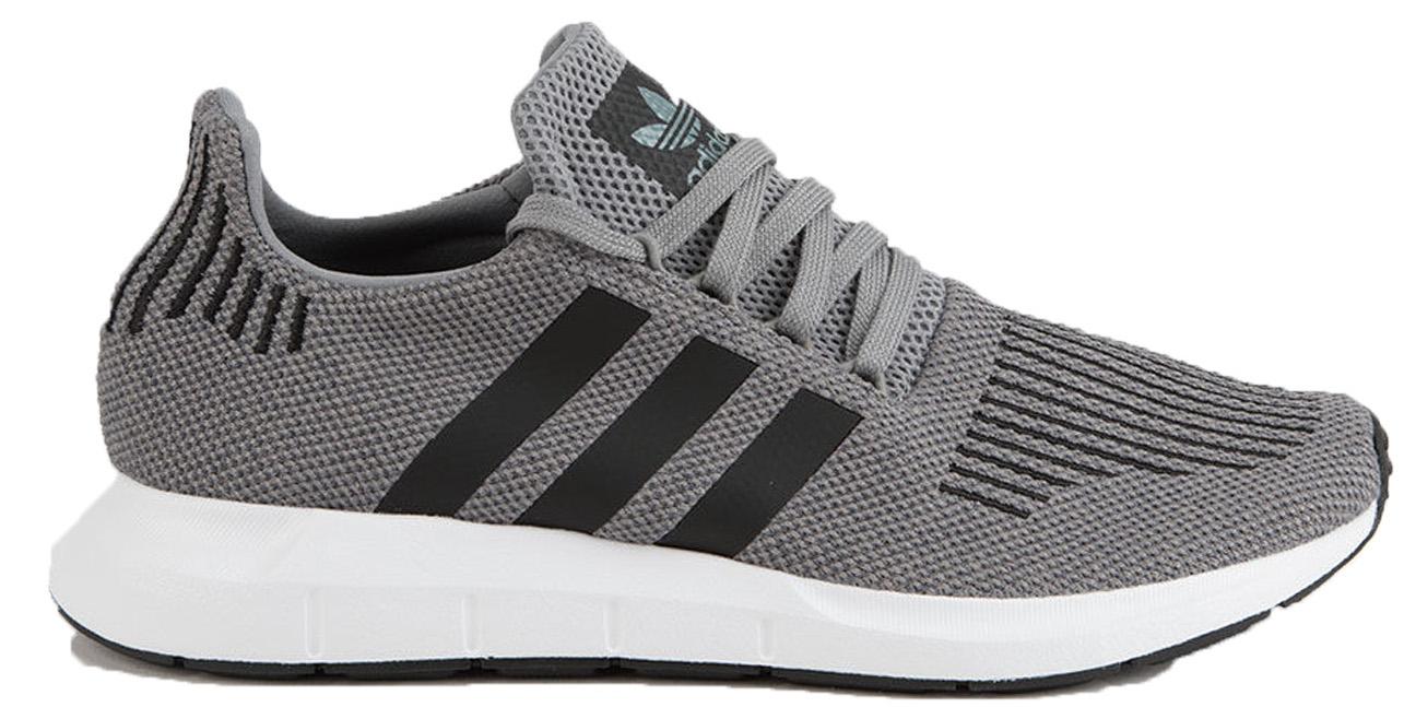 adidas Swift Run Grey Core Black
