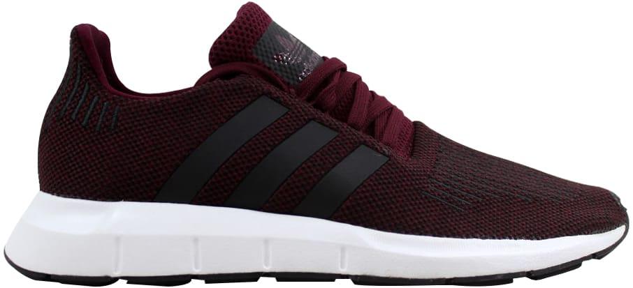 Adidas Swift Run MAROON / negro White