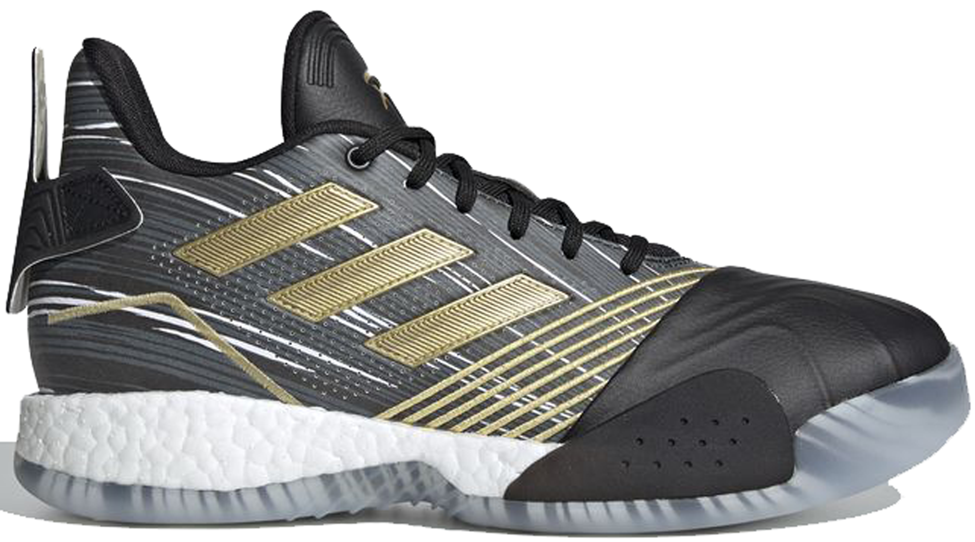 adidas T-Mac Millennium Black Gold
