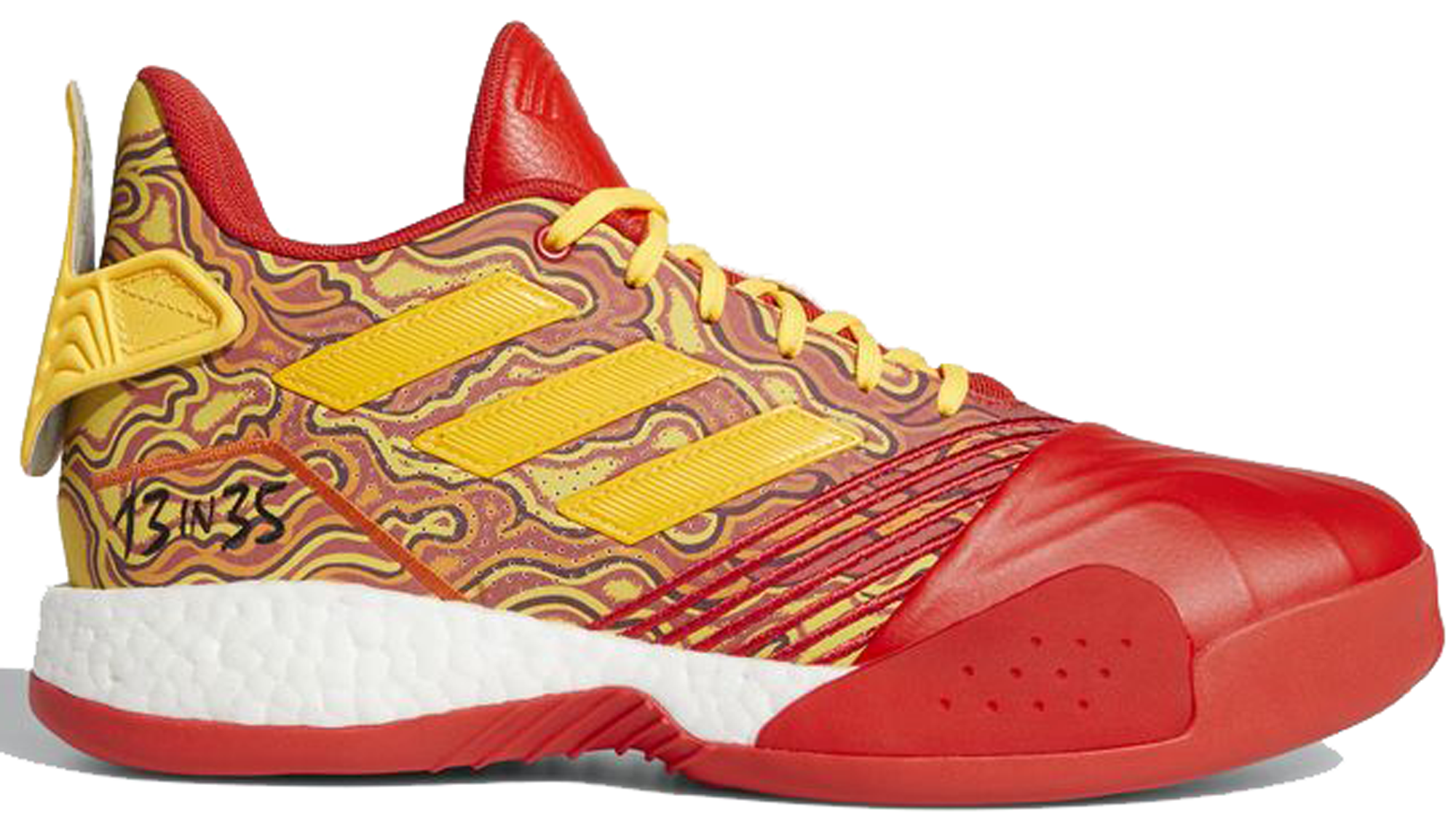 adidas T-Mac Millennium Houston Rockets