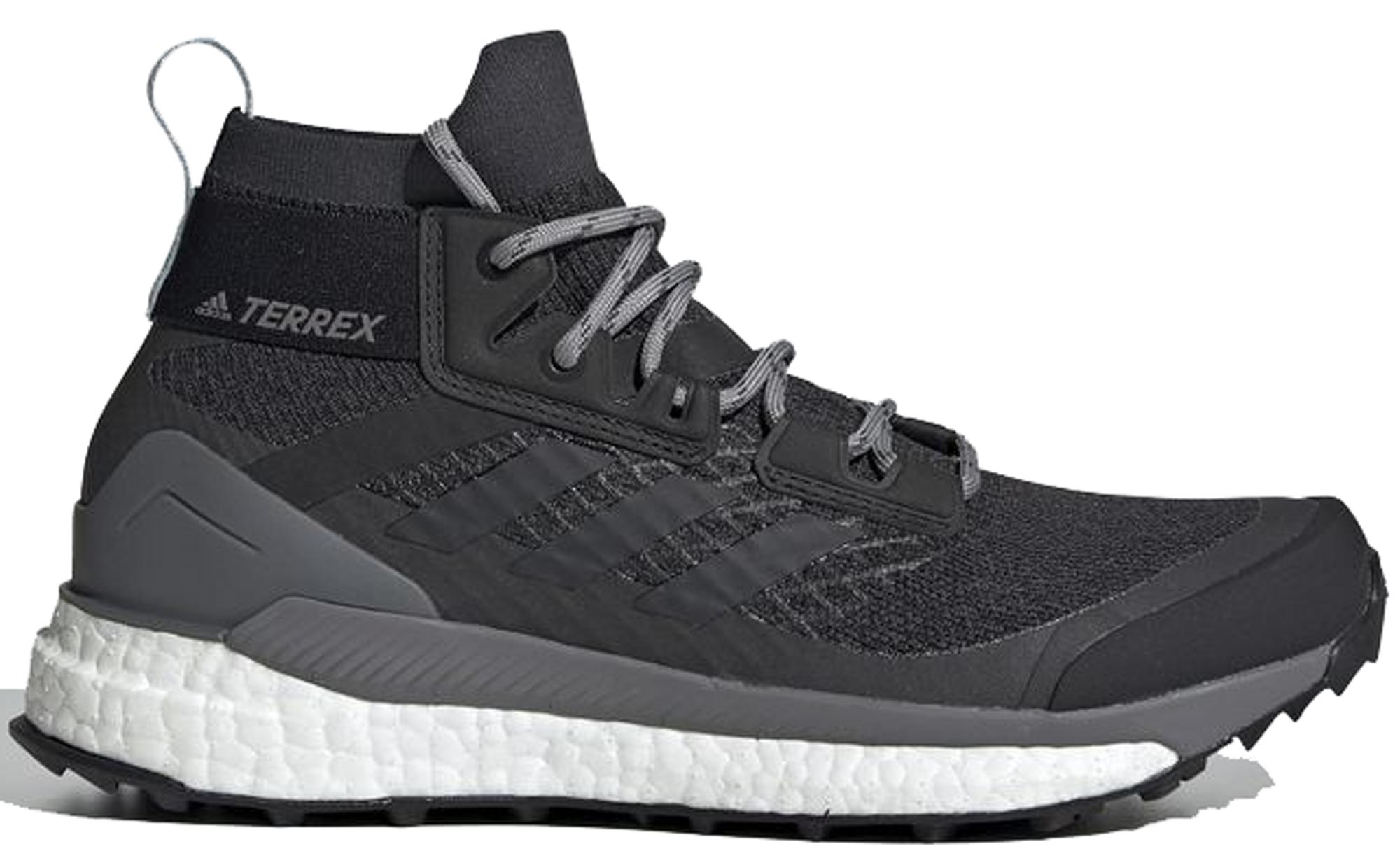 adidas Terrex Free Hiker Carbon Ash Grey (W)