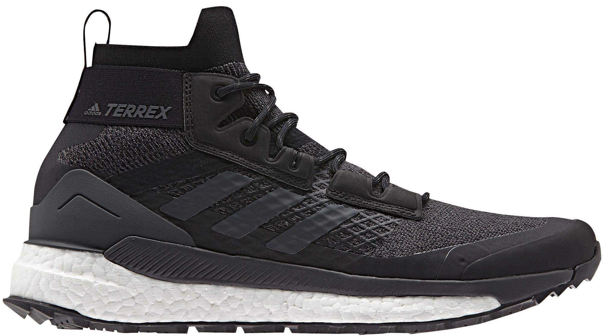 adidas Terrex Free Hiker Carbon Ash Grey