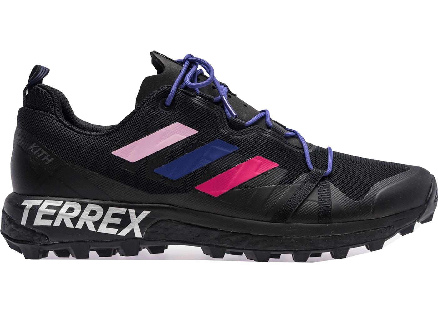 separation shoes 9f07b c0d40 adidas Terrex Skychaser Kith Black