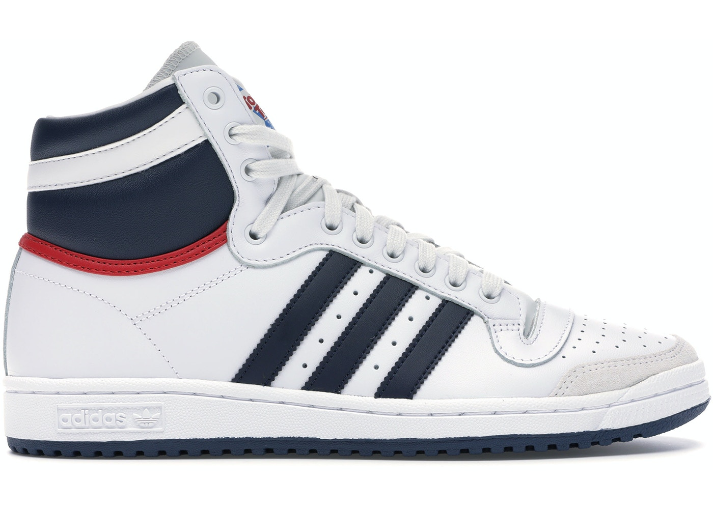 outlet store 0fae1 37dc3 adidas Top Ten Hi 40th Anniversary (2019)