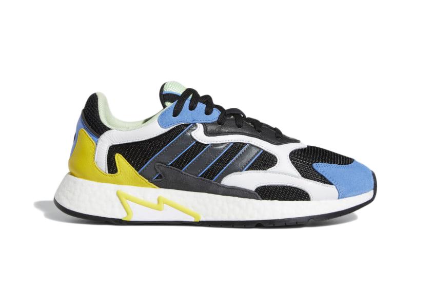 adidas Tresc Run Core Black Yellow - EG7949