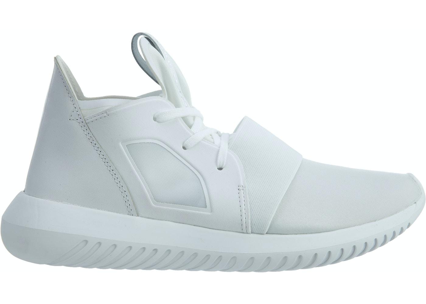 4671062b32b adidas Tubular Defiant Core White Core White (W) - S75250