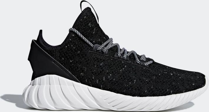 adidas Tubular Doom Sock Black White