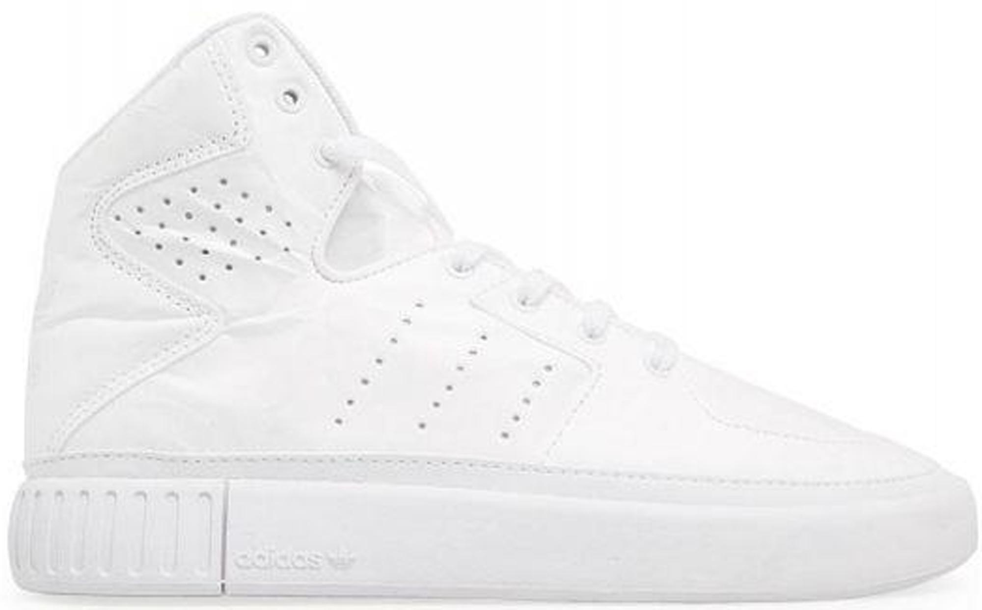 Adidas Originals Adidas Tubular Invader 2.0 Decon Triple White (w) In Footwear White/footwear White/footwear White