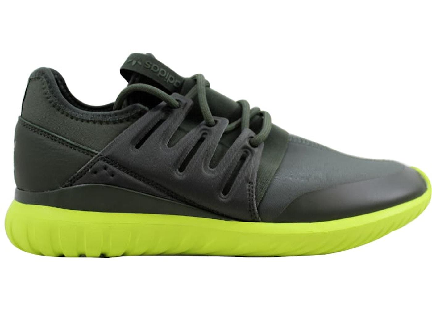 8df28c6d72f8 adidas Tubular Radial Shadow Green - S75394