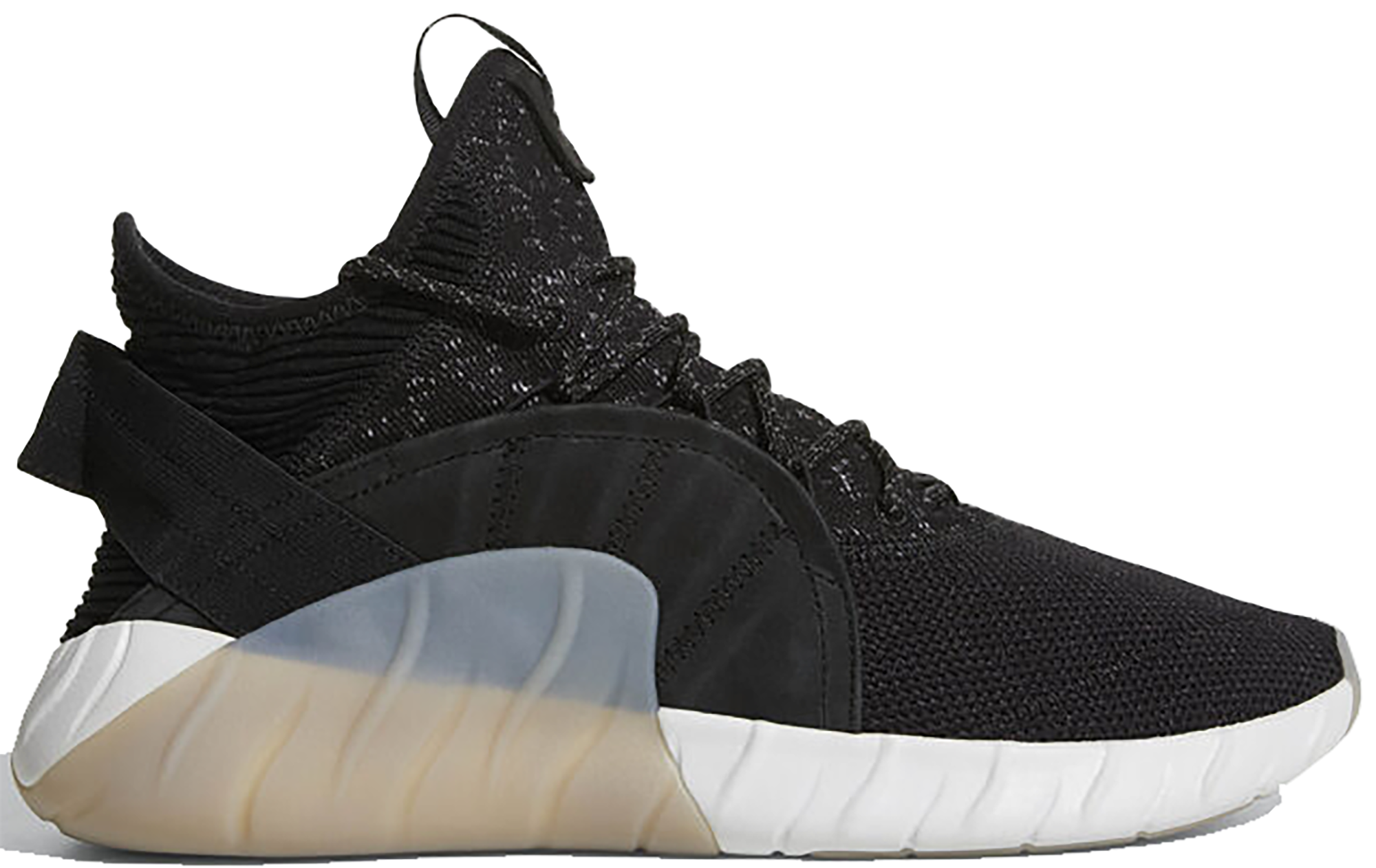 adidas Tubular Rise Black White