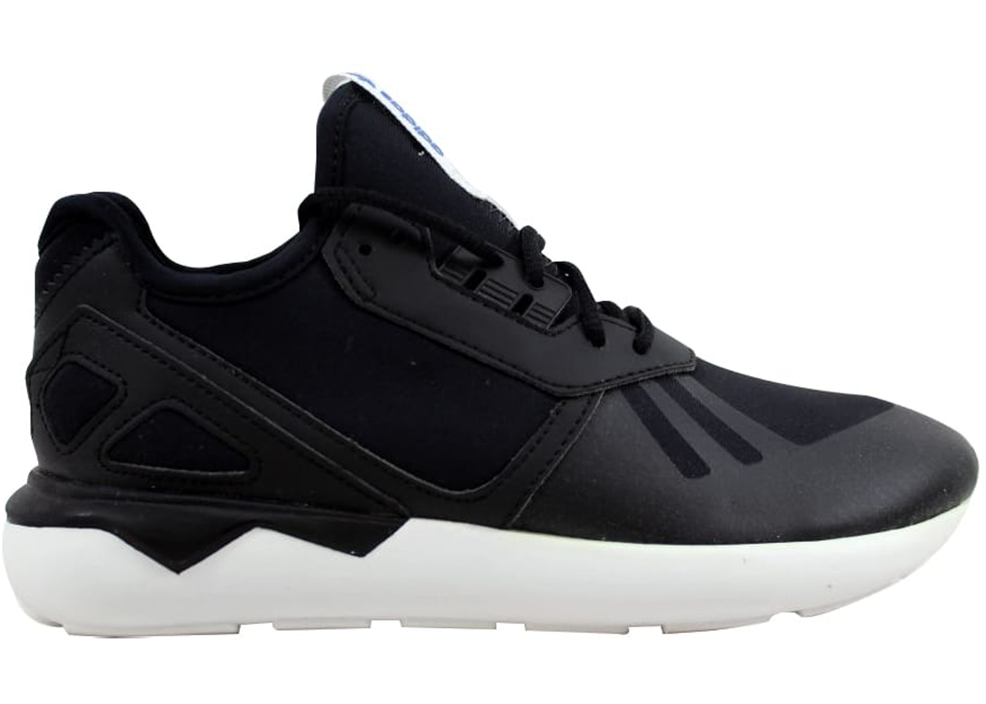 quality design 5aca4 e1601 adidas Tubular Runner Black/Black-Green (W)
