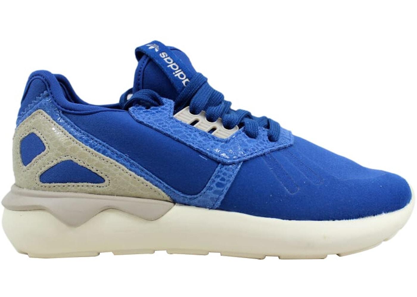 Poliziotto attività Drastico  adidas Tubular Runner Blue (W) - S81259