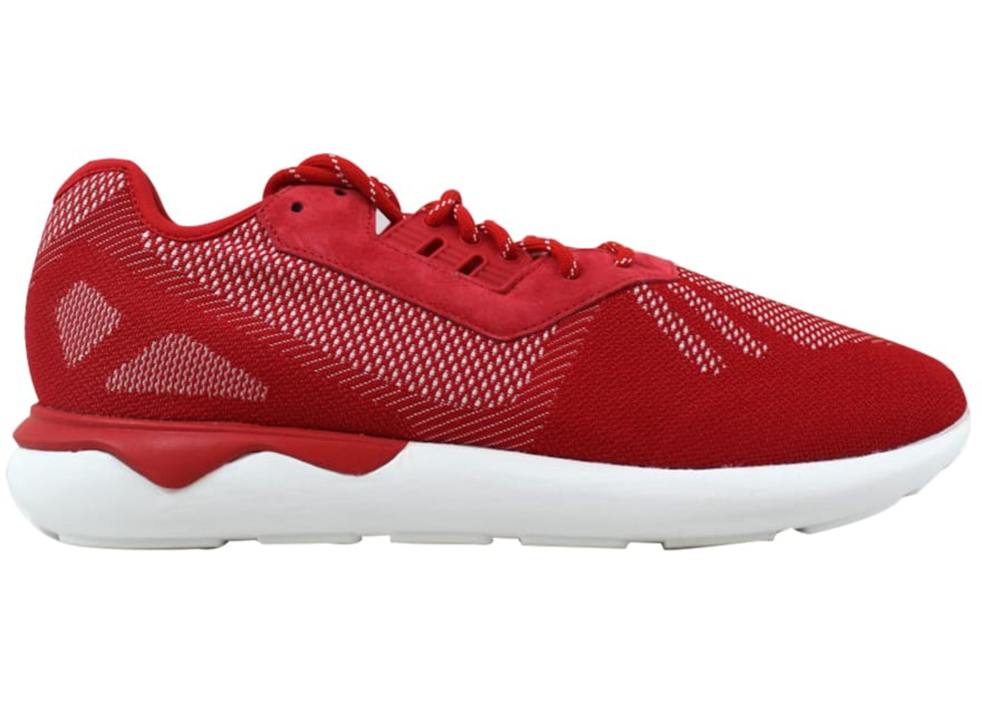 finest selection 305b9 47fe4 Sell. or Ask. Size --. View All Bids. adidas Tubular Runner Weave Scarlet  Red Scarlet Red-White