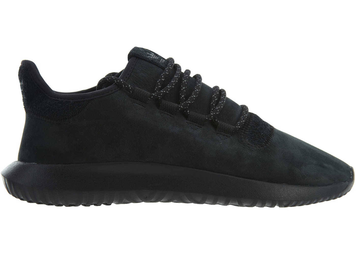 on sale 2579e 78615 adidas Tubular Shadow Black Black-White