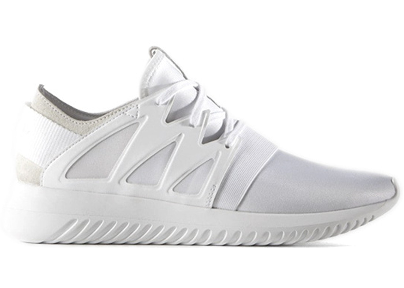 huge selection of 283a8 254dd adidas Tubular Viral Triple White (W)