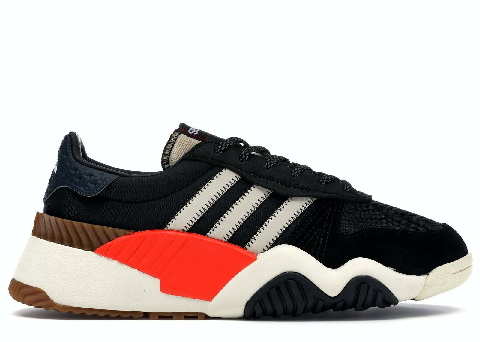 adidas Turnout Trainer Alexander Wang Core Black