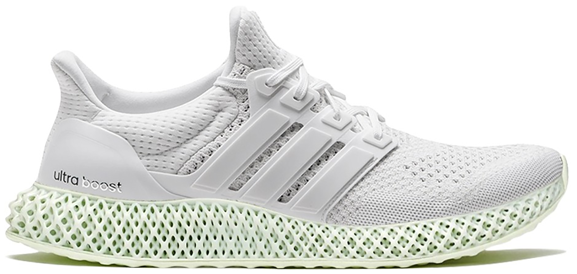 adidas Ultra 4D Cloud White - Sneakers