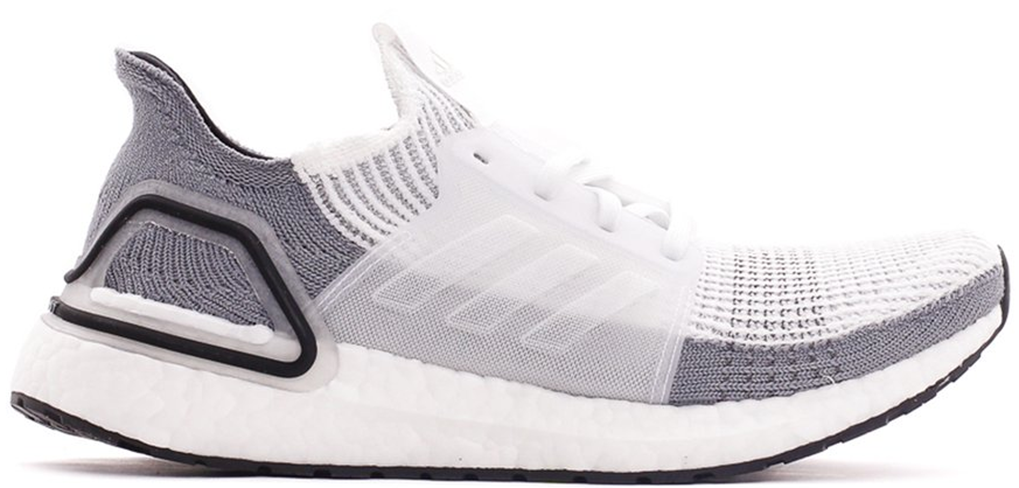 adidas Ultra Boost 19 Cloud White Grey Two (W)