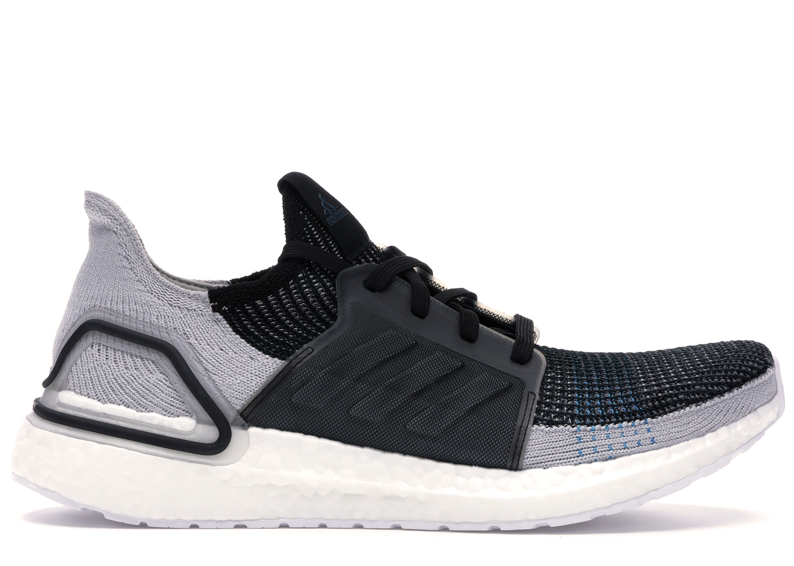 adidas Ultra Boost 19 Core Black Grey