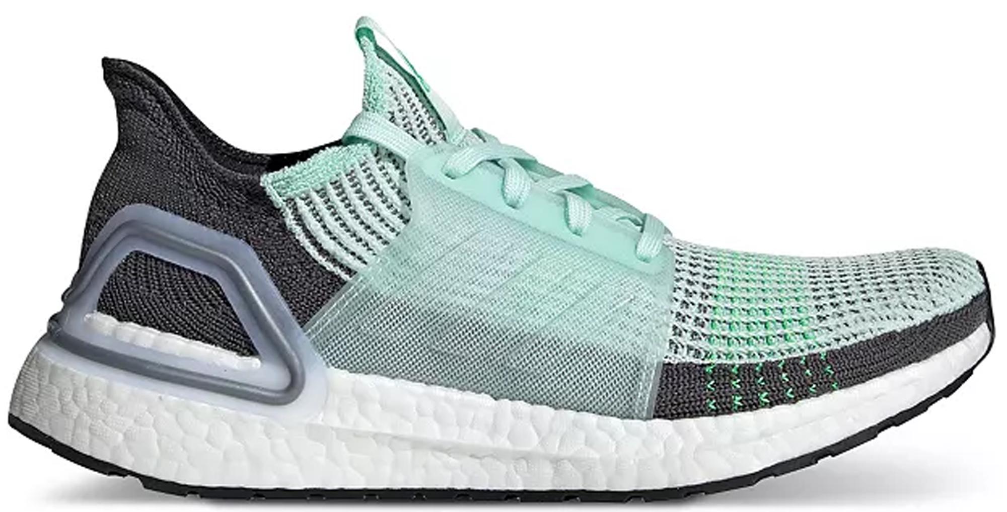 adidas Ultra Boost 19 Ice Mint Grey Six (W)