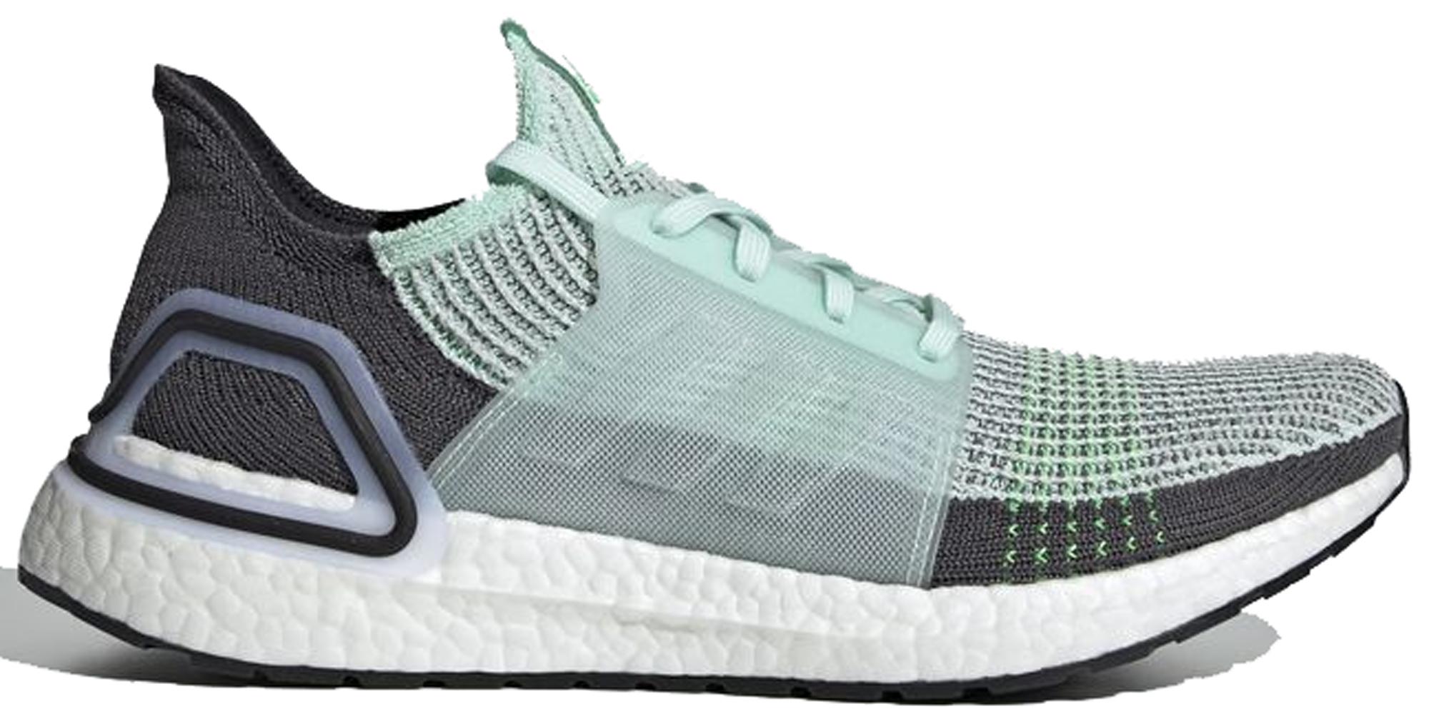 adidas Ultra Boost 19 Ice Mint Grey Six