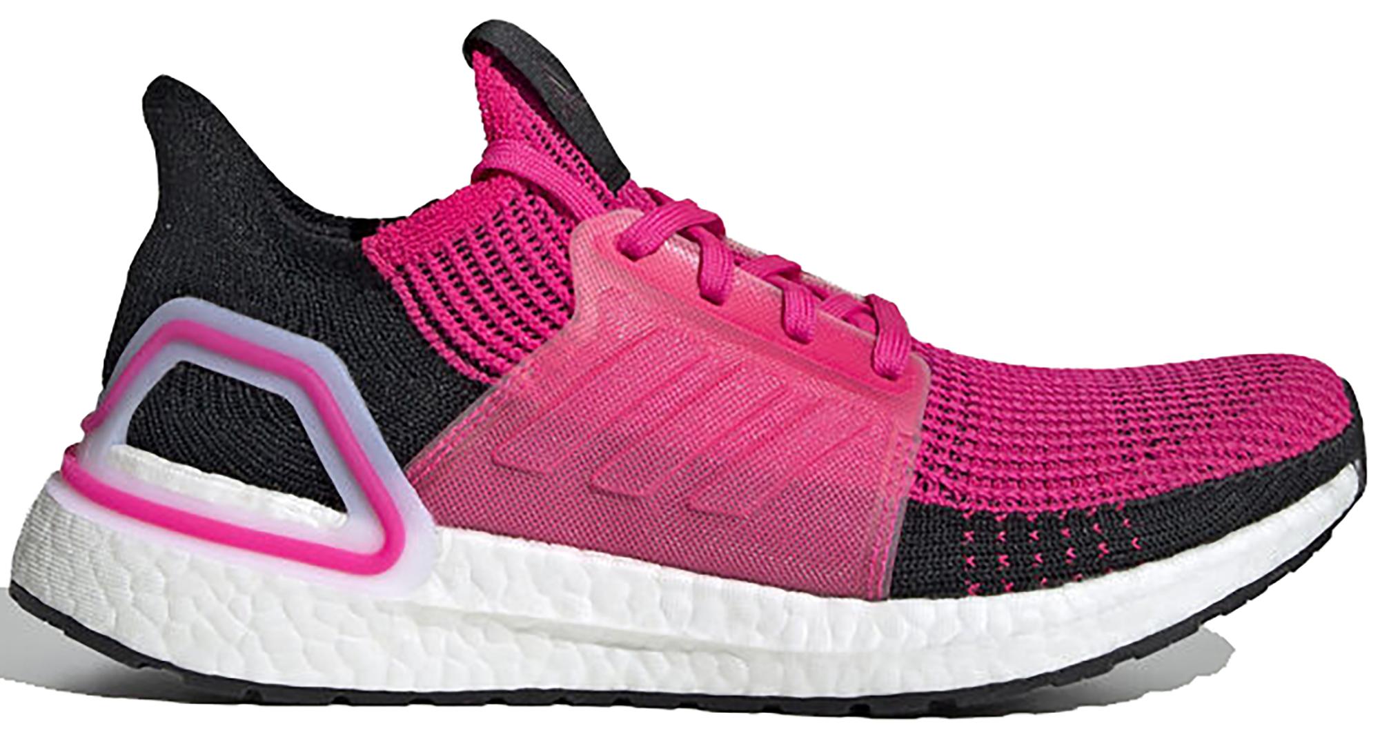 adidas Ultra Boost 19 Shock Pink Core
