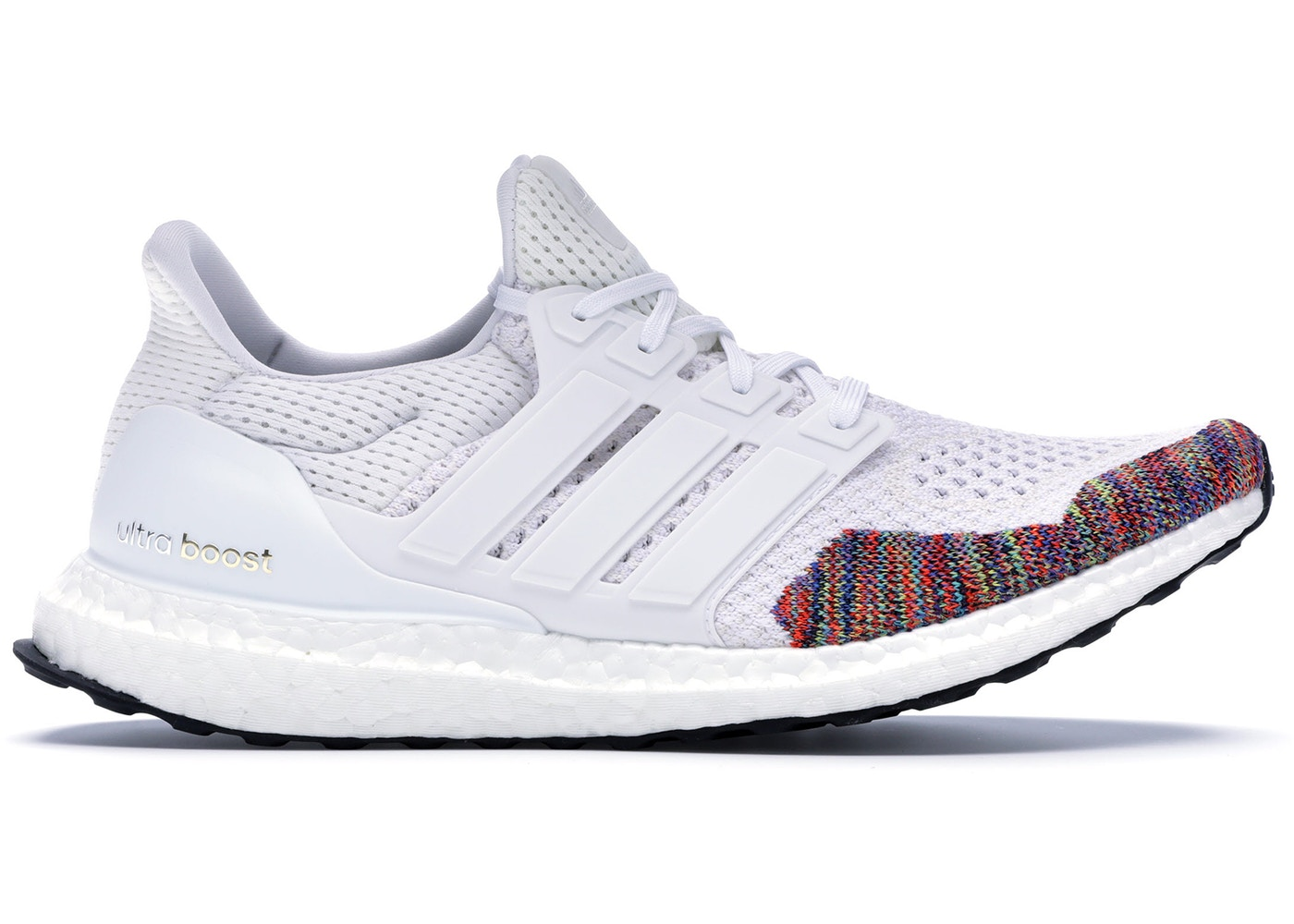 64d0c6b58cb4d adidas Ultra Boost 1.0 Multi-Color Toe White