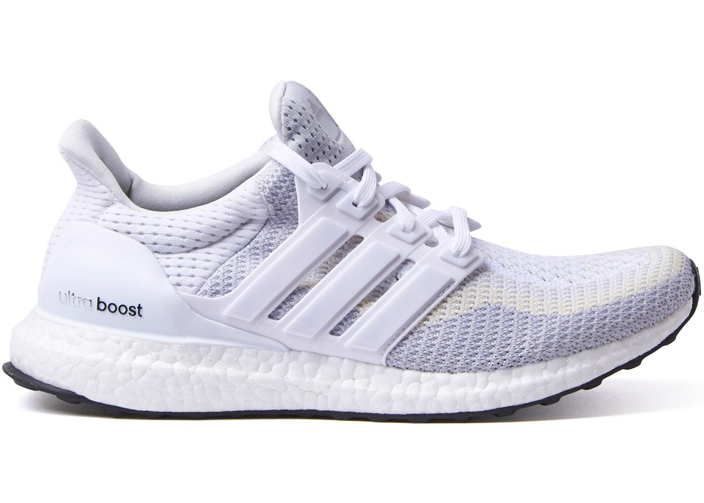 size 40 fd808 1c189 adidas Ultra Boost 2.0 Clear Grey (W)