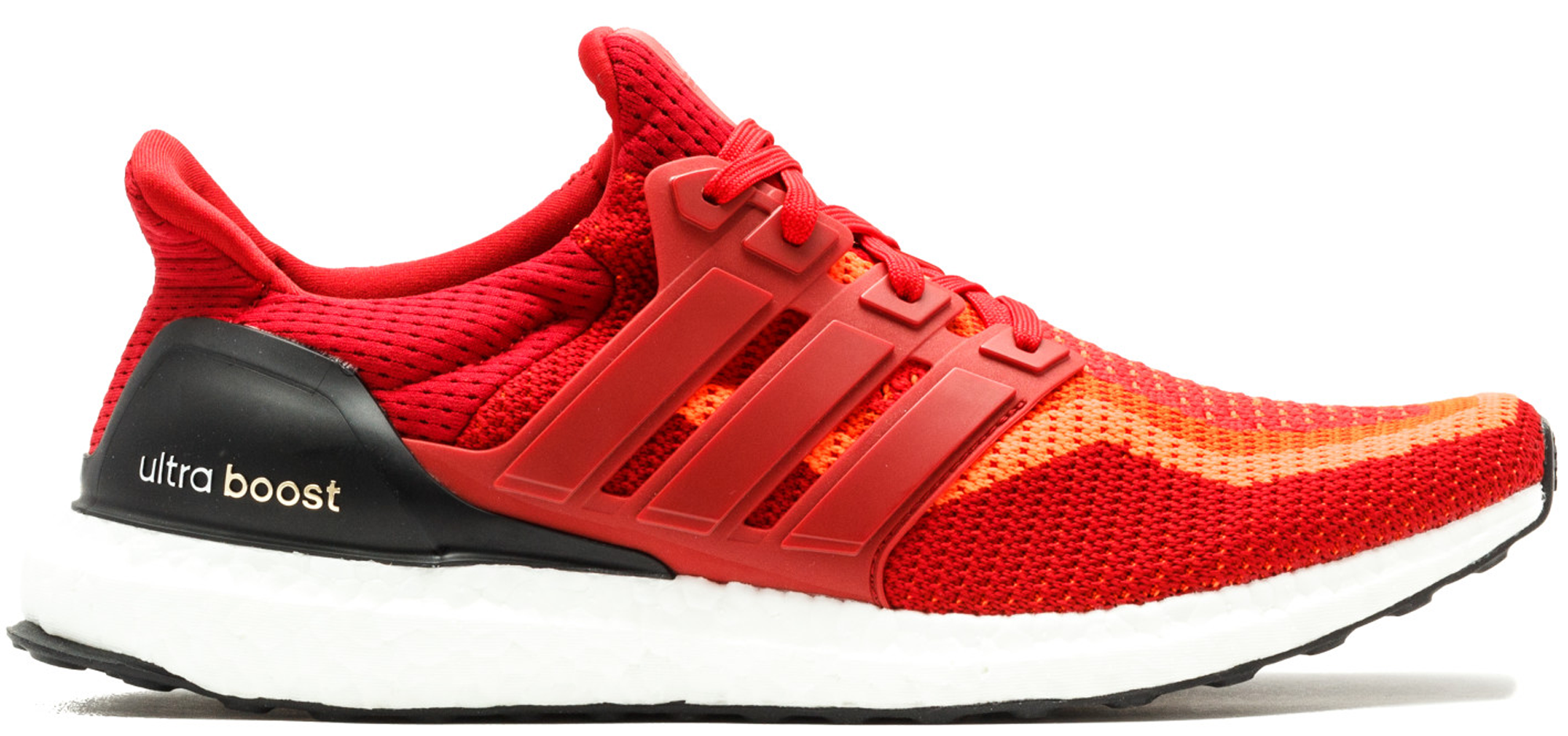 adidas Ultra Boost 2.0 Solar Red / Red Gradient