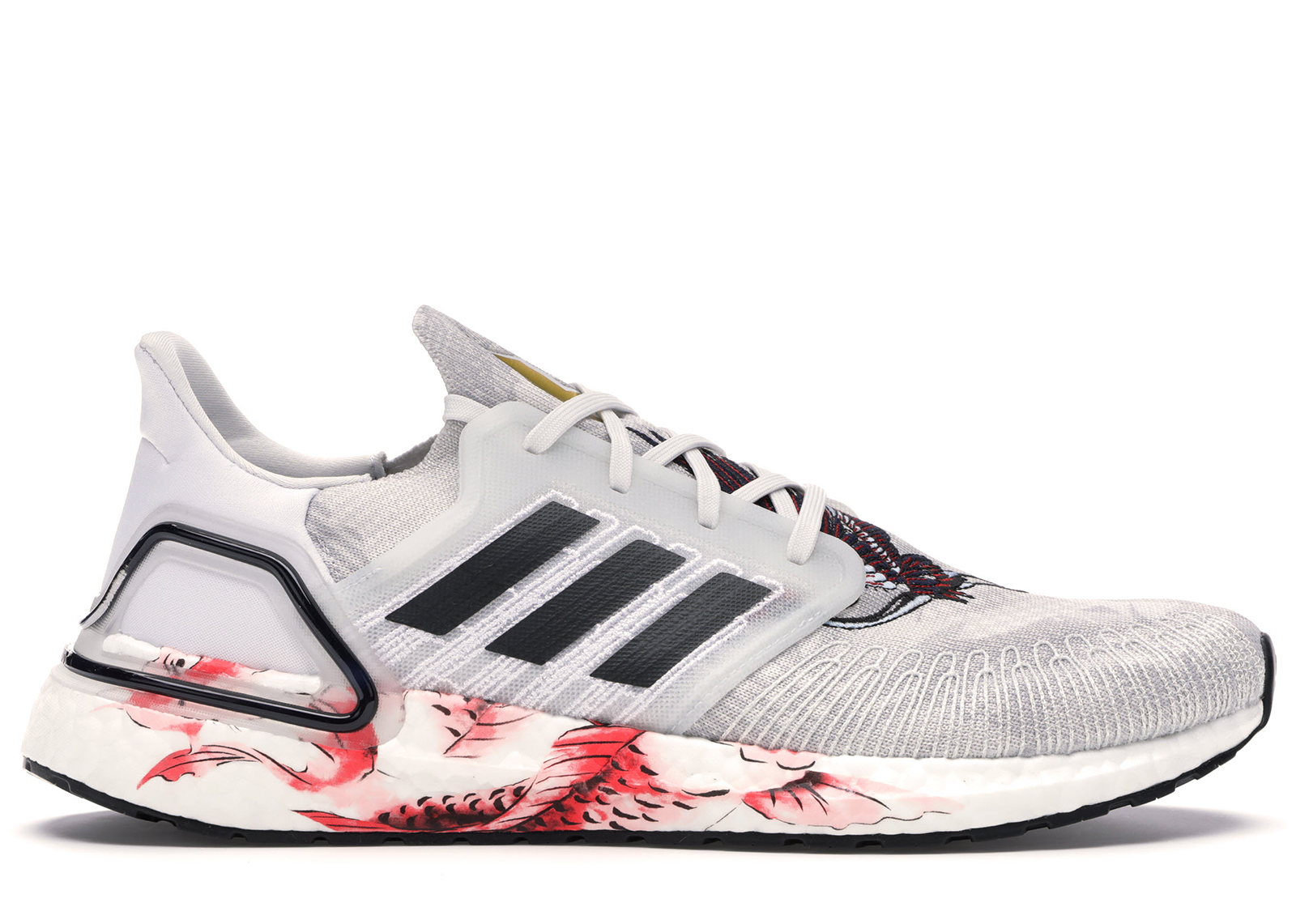 adidas Ultra Boost 20 Chinese New Year White (2020)