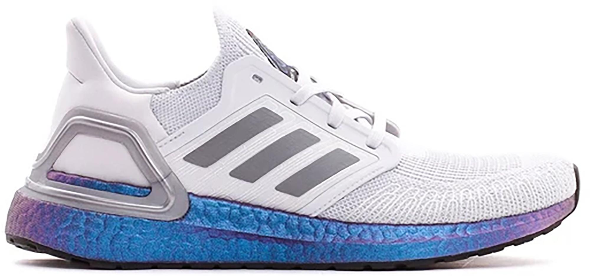 adidas Ultra Boost 20 Dash Grey Blue