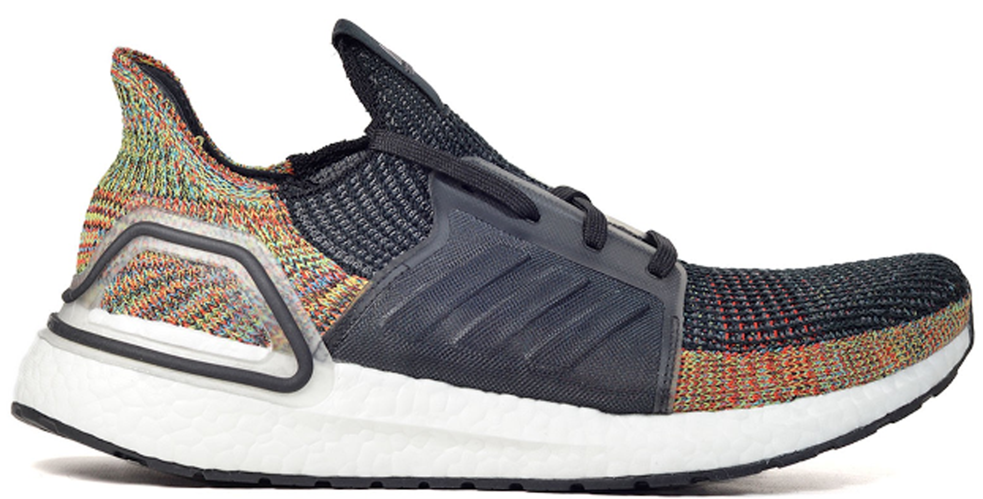 adidas Ultra Boost 2019 Black Multi-Color