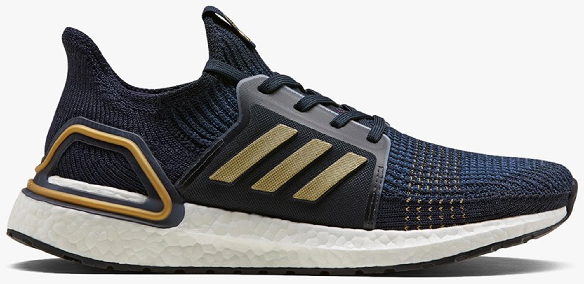 adidas Ultra Boost 2019 Blue Gold (US)